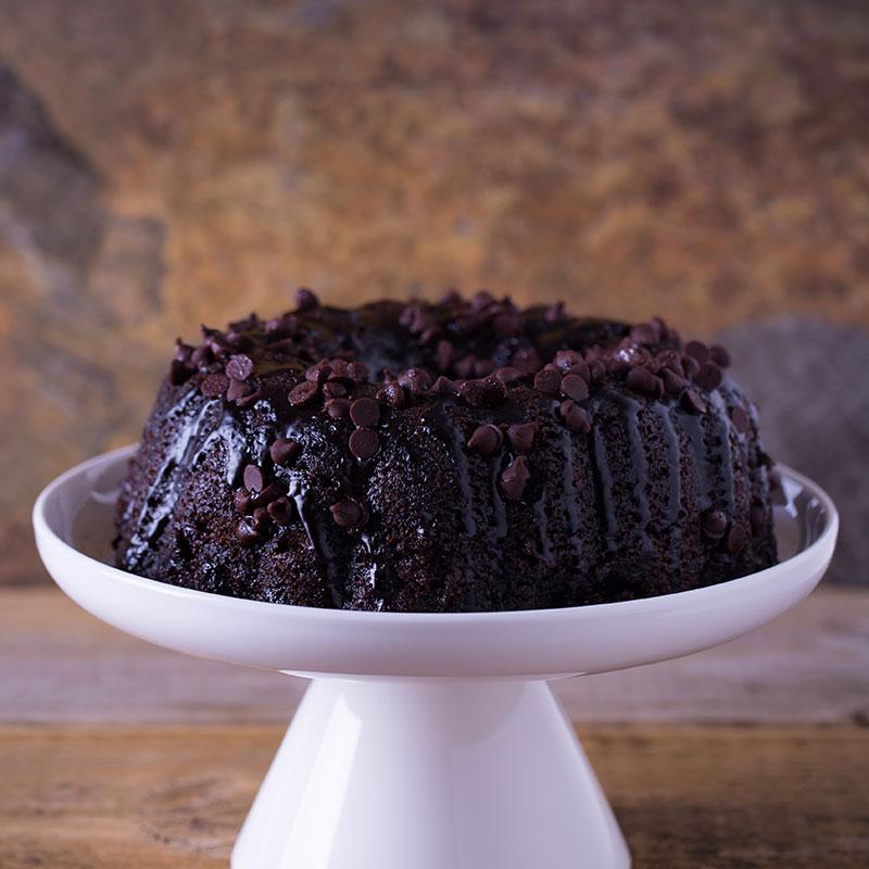 Goslings Chocolate Rum Cake